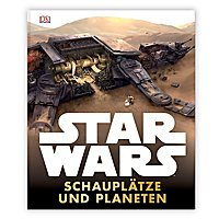 Star Wars - Schauplätze und Planeten Buch