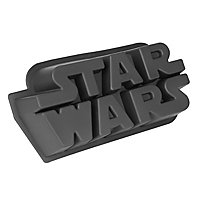 Star Wars - Silikon-Backform Logo