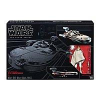 Star Wars - Spielset Luke Skywalker und Landspeeder The Black Series