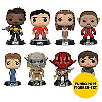 Star Wars - Star Wars Funko POP! 8er Figuren-Set