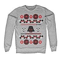 Star Wars - Sweatshirt Imperials X-Mas