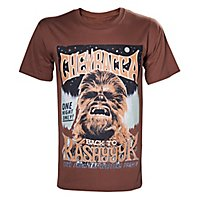 Star Wars - T-Shirt Chewbacca Back to Kashyyyk