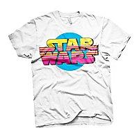 Star Wars - T-Shirt Retro Logo