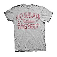 Star Wars - T-Shirt Skywalker And Son