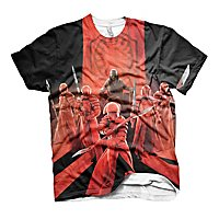 Star Wars - T-Shirt Snoke's Praetorian Guards Allover