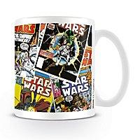 Star Wars - Tasse Comic Covers
