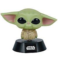 "Star Wars - The Mandalorian 3D Motiv Lampe ""The Child"""
