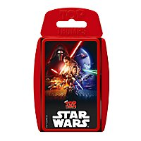 Star Wars - Top Trumps Kartenspiel Episode VII