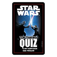 Star Wars - Top Trumps Kartenspiel Quiz