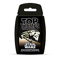 Star Wars - Top Trumps Kartenspiel Raumschiffe