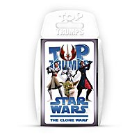 Star Wars - Top Trumps The Clone Wars