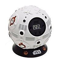Star Wars - Wecker Jedi Training Remote mit Sound