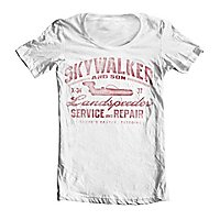 Star Wars - Wide Neck T-Shirt Skywalker And Son