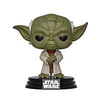 Star Wars - Yoda Funko POP! Wackelkopf Figur aus Clone Wars