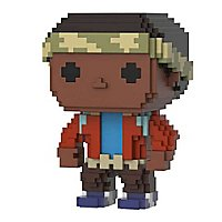 Stranger Things - 8-Bit Lucas Funko POP! Figur (Exclusive)