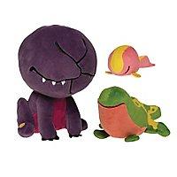 Stranger Things - Dart Evolution Plüschfiguren Set