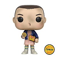 Stranger Things - Eleven mit Eggos Funko POP! Figur (Chase Chance)