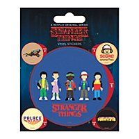 Stranger Things - Sticker Palace Arcade