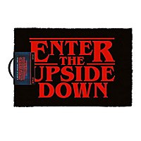 Stranger Things - Enter The Upside Down Fußmatte