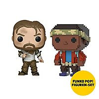 Stranger Things - Stranger Things Funko POP! 2er Figuren-Set