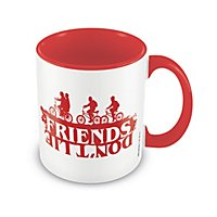 Stranger Things - Tasse Friends Don't Lie