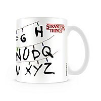 Stranger Things - Tasse Lichter