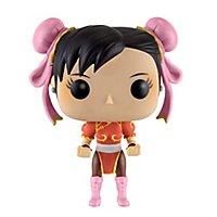 Street Fighter - Chun-Li im roten Dress Funko POP! Figur (Exclusive)