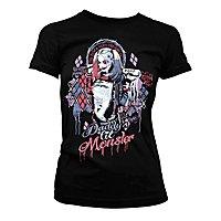 Suicide Squad - Girlie Shirt Harley Quinn