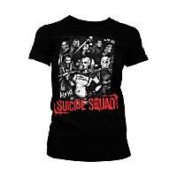Suicide Squad - Girlie Shirt