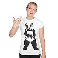 Suicide Squad - Girlie Shirt Panda