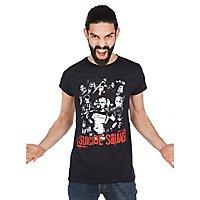 Suicide Squad - T-Shirt Charaktere