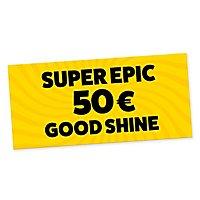 Super Epic Geschenkgutschein 50€