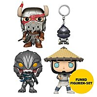 Super Epic Stuff - Gaming Funko POP! 4er Figuren-Set