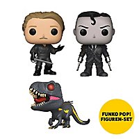 Super Epic Stuff - Movie Funko POP! 3er Figuren-Set