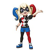 Super Hero Girls - Harley Quinn Rock Candy Figur