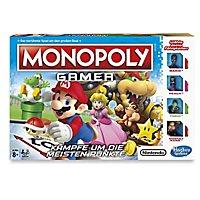 Super Mario - Monopoly Brettspiel Gamer