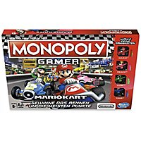 Super Mario - Monopoly Mario Kart