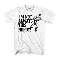 Superman - T-Shirt Nerdy