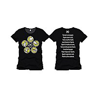 The Big Bang Theory - T-Shirt Rock Paper Scissors