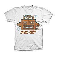 The Big Bang Theory - T-Shirt Shel-Bot
