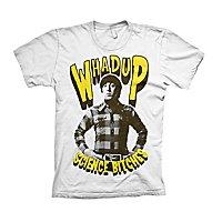 The Big Bang Theory - T-Shirt Whadup Science Bitches