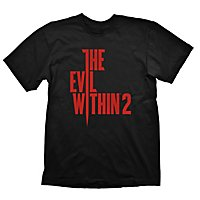 The Evil Within 2 - T-Shirt Vertical Logo