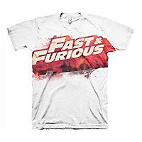 The Fast and the Furious - T-Shirt Logo