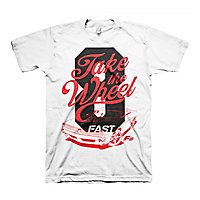 The Fast and the Furious - T-Shirt Take the Wheel