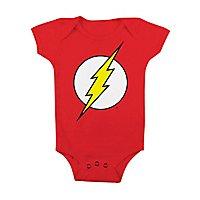 The Flash - Baby Body Logo