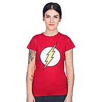 The Flash - Girlie Shirt Emblem