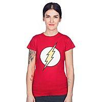 The Flash - Girlie Shirt Emblem