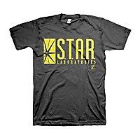 The Flash - T-Shirt Star Laboratories