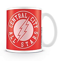 The Flash - Tasse Central City All Stars