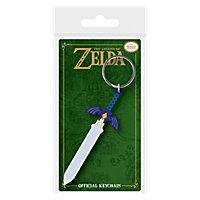 The Legend Of Zelda - Meister Schwert Schlüsselanhänger aus Gummi